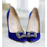 Manolo Blahnik Shoes @ Saks Fifth Avenue