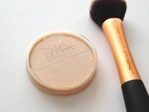 Rimmel Stay Matte Pressed Powder, Transparent 0.49 oz