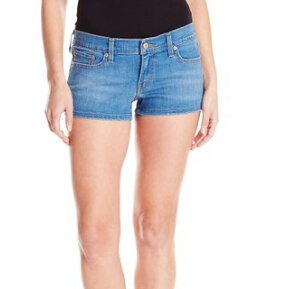 From $11.74 Levi's Women's Shortie Short