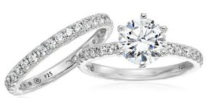 Up to 40% Off Bridal Jewelry @ Amazon.com