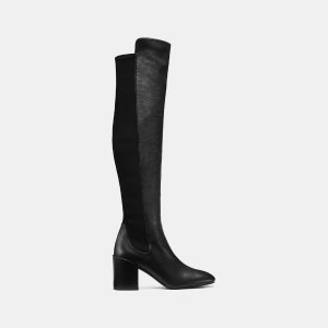 Stuart Weitzman Halftime Over-the-Knee-Boot Over-the-Knee Boots | ELEVTD Free Shipping & Returns