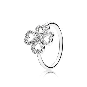Petals of Love, Clear CZ | PANDORA Jewelry US
