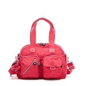 Defea Handbag - Vibrant Pink   Kipling