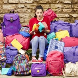 25% Off+Extra 20% Off Kipling Handbags @ macys.com
