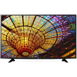 $719.99 LG 65 Inch 4K Ultra HD Smart TV  65UH615A