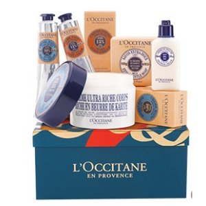 Holiday Shea Butter Gift Set | Shea Butter Body Care | L'Occitane