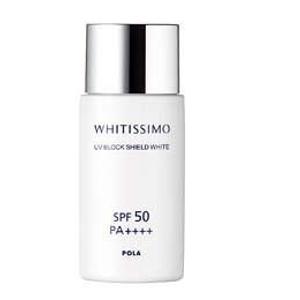 POLA WHITISSIMO UV BLOCK SHIELD WHITE SPF50 PA++++ 50ml