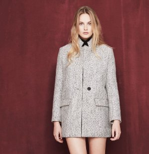 Up To 50% OffCoat Sale @ Maje