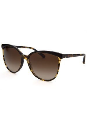 Dealmoon Exclusive! Oliver People's Women's Ria Round Dark Tortoise Sunglasses