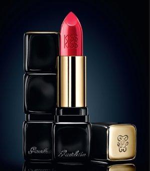 $29.6 Guerlain KissKiss Creamy Satin Finish Lipstick @ Sephora.com