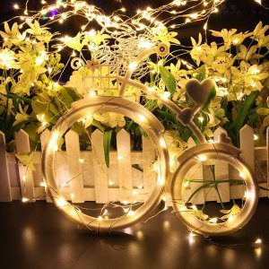 Kohree 120 Micro LEDs Christmas string Light 40ft