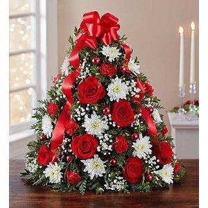 Holiday Flower Tree® | 1800Flowers.com - 143629