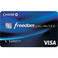 $150 Bonus Chase Freedom Unlimited℠