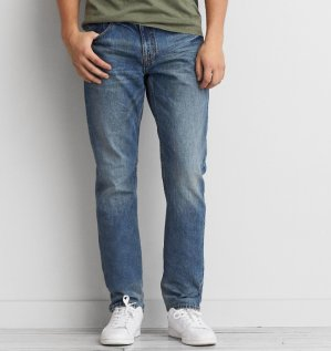 4 for $66 on Selected Mens Jeans @ American Eagle