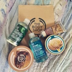 Selected Items Buy 3 Get 3 Free30% Off Gifts Set @ The Body Shop