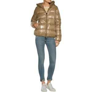 Thiacinque quilted shell hooded down coat | Duvetica | US | THE OUTNET
