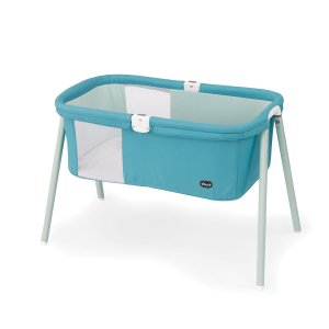 Chicco | Chicco Lullago Portable Bassinet - Sky