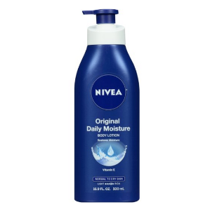 $3.49( reg.$3.67 ) NIVEA Original Daily Moisture Body Lotion,16.9 Ounce