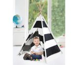 American Kids Awesome Tee-Pee Tent, Rugby Stripe - Walmart.com