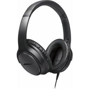 Bose SoundTrue Around-Ear Headphones II (iOS) Black SOUNDTRUE AE HP II IOS BLK - Best Buy