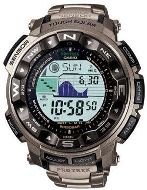 Casio Pro Trek Wristwatch Quartz Watch PRW2500T-7CR