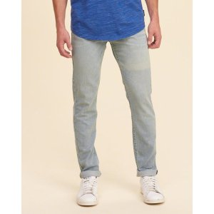 Guys Hollister Super Skinny Jeans | Guys Bottoms | HollisterCo.com