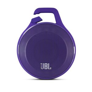 JBL Clip Portable Bluetooth Speaker (RECERTIFIED)