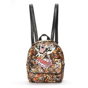 Comic Tiger Backpack