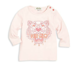 KENZO - Baby's Tiger Icon Graphic Tee - Saks.com