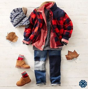 Free Shipping! Up To 70% off $40+ Kids Apparel Sale @ OshKosh BGosh