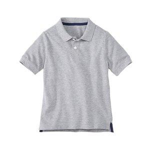 Boys Very Güd Polo In Organic Cotton | Boys Tops Short Sleeve Tees