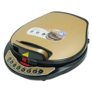 Liven A434 Foldaway detachable 180 degrees Electric Griddle Skillet