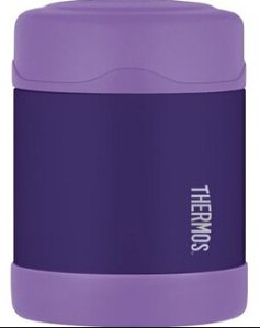 $14.99 Thermos Funtainer 10 Ounce Food Jar  Purple