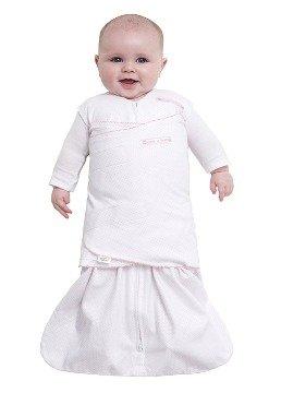 HALO 包裹式纯棉婴儿安全睡袋 小号