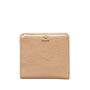 Fossil Gift Leather Bi-Fold Wallet