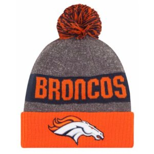 New Era NFL Sideline Sport Knit - Men's - Accessories - Denver Broncos - Multi