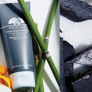 Dealmoon Exclusive! 20% Off + GWP With Active Charcoal Mask To Clear Pores @ Origins