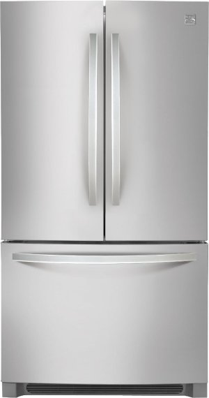 Kenmore 70413 27.6 cu. ft. French Door Refrigerator - Stainless Steel