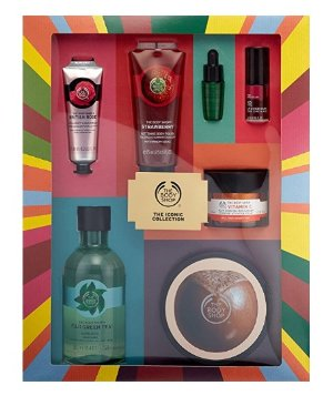 The Body Shop 40 Years of The Body Shop's Best Iconic Collection Gift Set