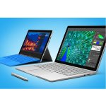 Get Up to $650 toward  a new Surface when you trade in Your Macbook
