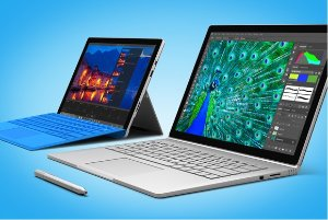 Trade in and Save Get Up to $650 toward  a new Surface when you trade in Your Macbook