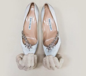 Earn Up to $700 Gift Card for Manolo Blahnik Women's Shoes @ Saks Fifth Avenue