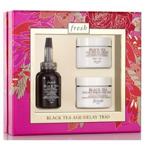 Fresh® Black Tea Age-Delay Trio (Limited Edition) ($157 Value)