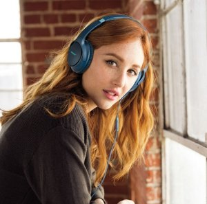 $89.99 Bose SoundTrue® Around-Ear Headphones II