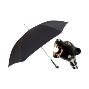 Unineed.com | Pasotti Black Panther Man's Umbrella - Accessories - Premium beauty and fashion from Unineed.com