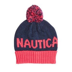 Nautica Beanie Hat