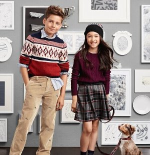 Extra 25% Off The Columbus Day Event Kids Apparel Sale, Including Sale @ Brooks Brothers