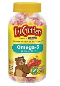 Free $5 Gift Card when you buy 2 select L'il Critters Vitamins @ Target.com