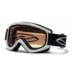 Smith Optics Cascade Classic Goggle (WhiteFrame/Clear Lens) | Focus Camera