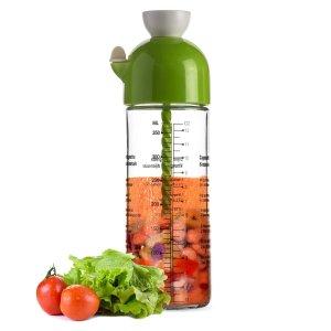 Blümwares Salad Dressing Shaker for Easy & Effective Mixing of Oils, Vinaigrettes & Other Dressings
